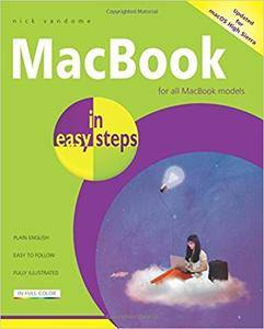 MacBook in easy steps: Covers macOS High Sierra, 6th Edition