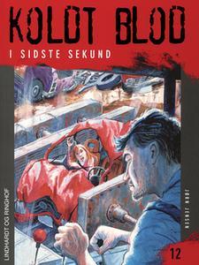 «Koldt blod 12 - I sidste sekund» by Jørn Jensen