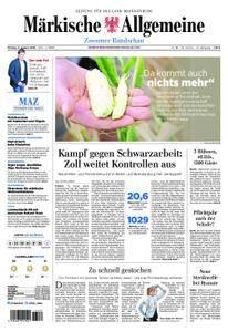Märkische Allgemeine Zossener Rundschau - 06. August 2018