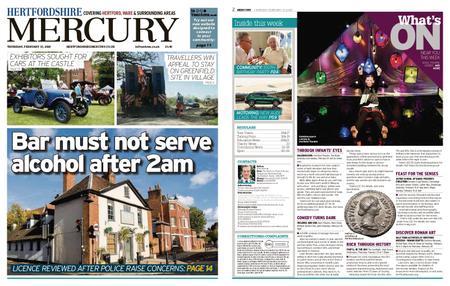 Hertfordshire Mercury – February 13, 2020