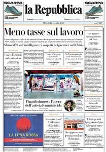 la Repubblica - 2 Settembre 2020