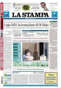 La Stampa Imperia e Sanremo - 24 Gennaio 2018