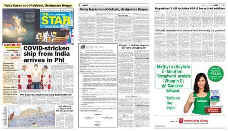 The Philippine Star – Mayo 08, 2021