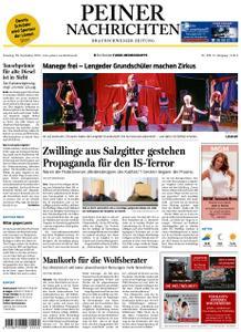Peiner Nachrichten - 29. September 2018