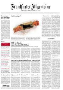 Frankfurter Allgemeine Zeitung F.A.Z. - 28. Dezember 2018