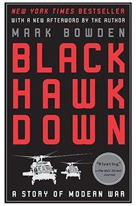 Black Hawk Down: A Story of Modern War (Repost)