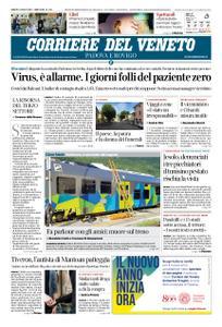Corriere del Veneto Padova e Rovigo – 04 luglio 2020