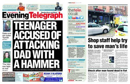 Evening Telegraph First Edition – January 24, 2018