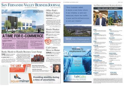 San Fernando Valley Business Journal – April 27, 2020