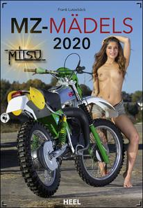 MZ Madels - Erotic Calendar 2020
