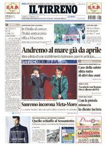 Il Tirreno Livorno - 11 Febbraio 2018