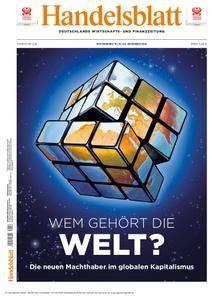 Handelsblatt - 18. November 2016