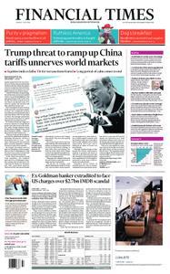 Financial Times UK – May 07, 2019