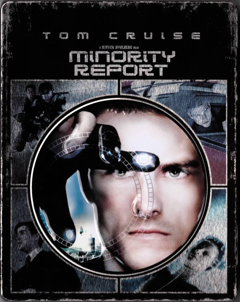 Minority Report 2002 Avaxhome