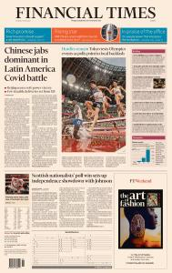 Financial Times Europe - May 10, 2021
