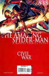 Amazing Spider-Man 535