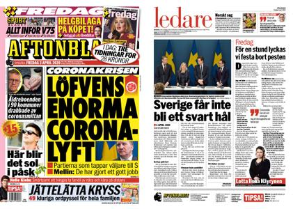 Aftonbladet – 03 april 2020