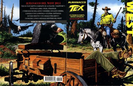 Tex Willer - Almanacco Del West 2014 - I Rapitori (Repost)