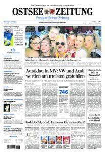 Ostsee Zeitung Wolgast - 12. Februar 2018
