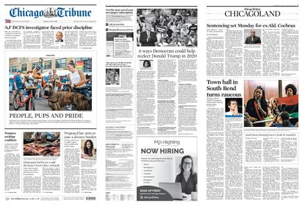 Chicago Tribune – June 24, 2019
