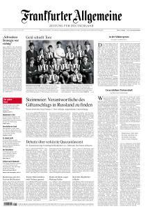 Frankfurter Allgemeine Zeitung - 5 September 2020