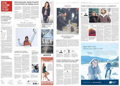 The Globe and Mail – February 12, 2018