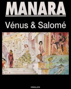 Manara - Venus & Salome