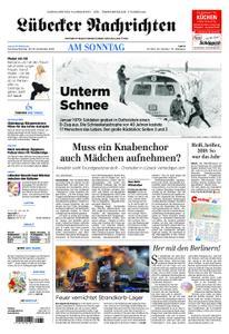 Lübecker Nachrichten Ostholstein Süd - 30. Dezember 2018