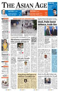 The Asian Age - September 5, 2019