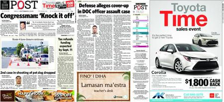 The Guam Daily Post – September 06, 2019