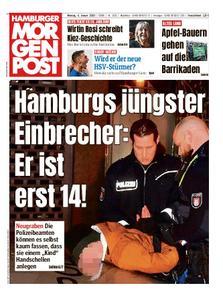 Hamburger Morgenpost – 06. Januar 2020