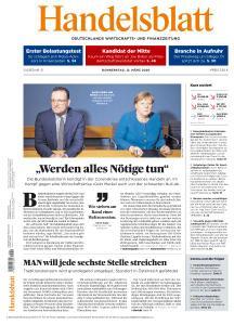 Handelsblatt - 12 März 2020