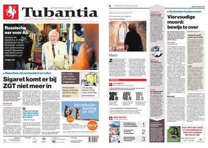Tubantia - Enschede – 16 augustus 2019