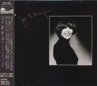 Jaye P. Morgan - s/t (1976) {2000 Dreamsville Archive Series} **[RE-UP]**