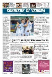 Corriere di Verona – 05 novembre 2019