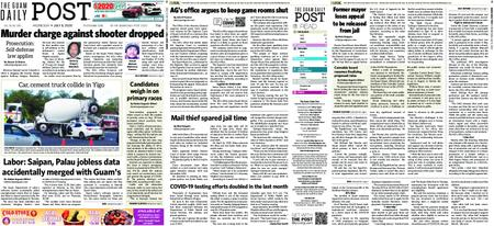 The Guam Daily Post – July 08, 2020