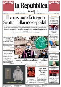 la Repubblica - 9 Ottobre 2020