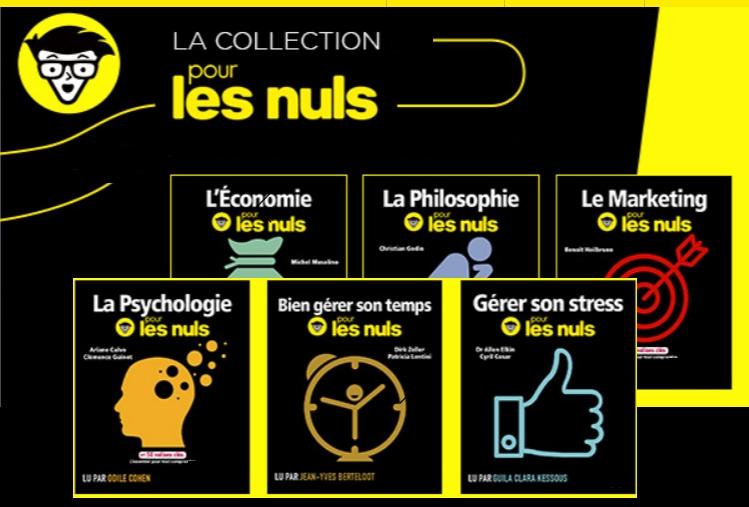 La collection Pour les Nuls 1991-2018
