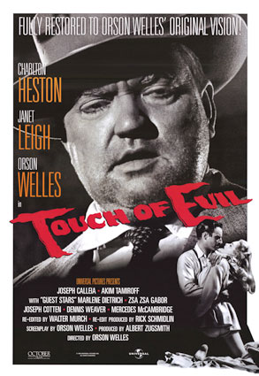Touch of Evil [La Soif du Mal] 1958 Repost