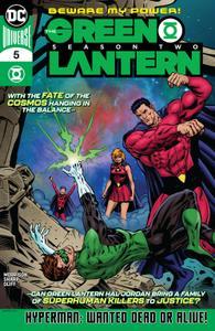 The Green Lantern-Season Two 05 of 12 2020