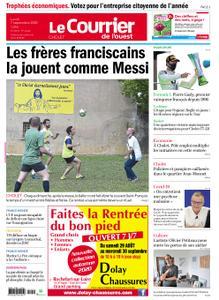 Le Courrier de l'Ouest Cholet – 07 septembre 2020