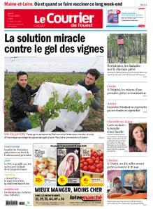 Le Courrier de l'Ouest Cholet – 13 mai 2021