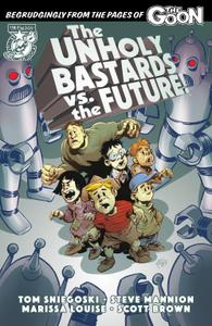 The Unholy Bastards vs the Future 2020 digital Son of Ultron