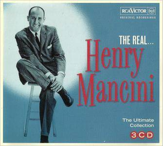 Henry Mancini - The Real... Henry Mancini: The Ultimate Collection (2014) 3CD Set