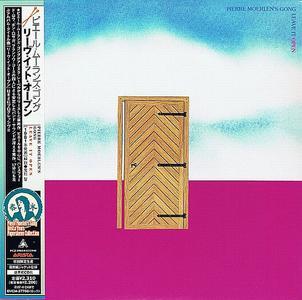 Pierre Moerlen's Gong - Leave It Open (1981) [Japanese Edition 2006]