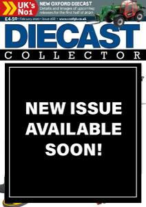 Diecast Collector - Issue 268 - February 2020
