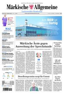 Märkische Allgemeine Luckenwalder Rundschau - 04. Oktober 2018