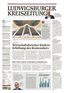 Ludwigsburger Kreiszeitung LKZ - 16 April 2021