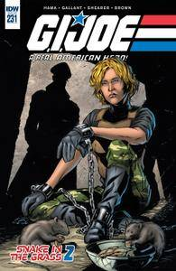 G I Joe - A Real American Hero 231 2016 digital Minutemen-Midas