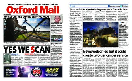 Oxford Mail – March 29, 2019